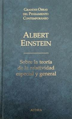 Sobre la Teoria de la Relatividad Especial y General