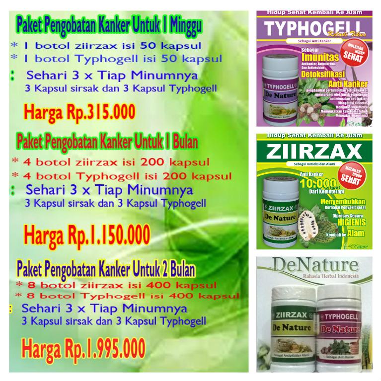 Obat Herbal Alami Kanker Payudara Stadium 2