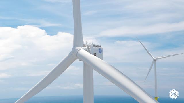Evolución energía eólica