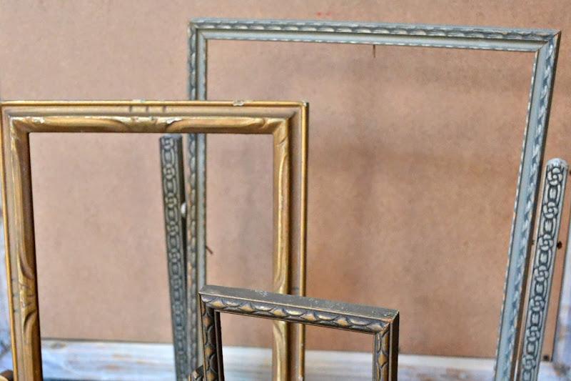 Antique Tilt Frame Chalkboards