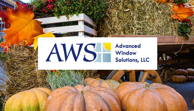 Happy Thanksgiving from Advanced Window Solutions