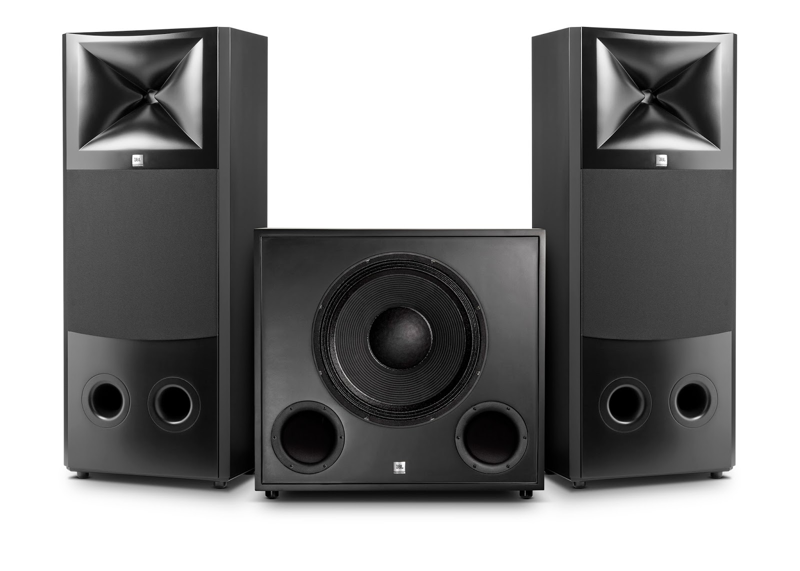"""Ground-breaking New 18"""" JBL SUB18 High Output Studio Subwoofer"""