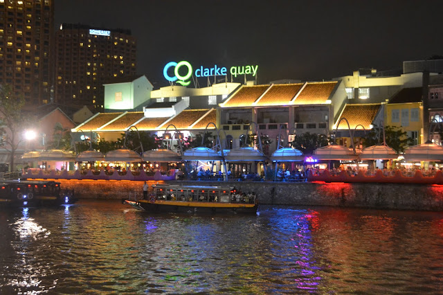10 Singapore Fun Activities - Clarke Quay Singapore