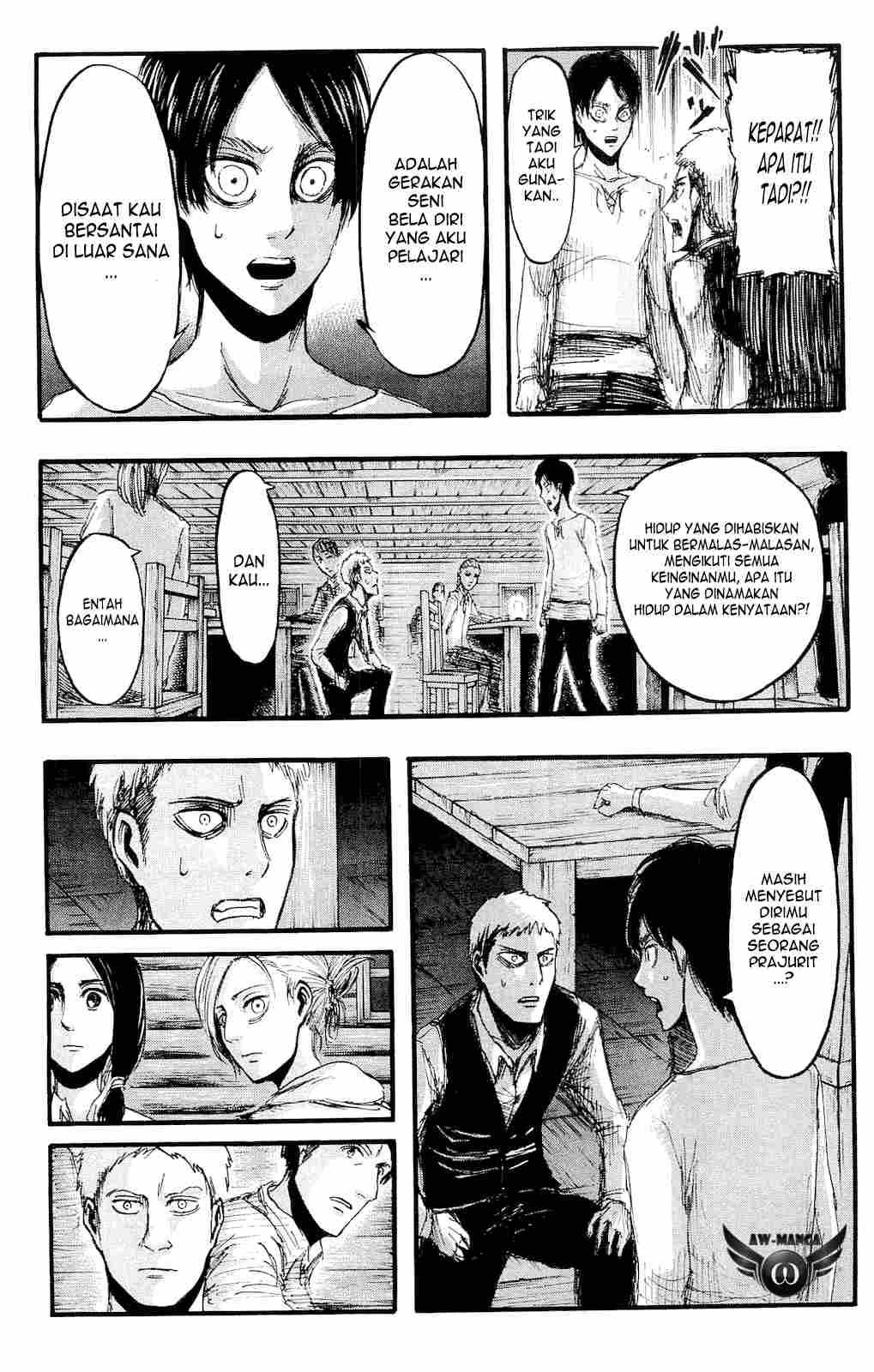 Komik shingeki no kyojin 017 - ilusi dari kekuatan 18 Indonesia shingeki no kyojin 017 - ilusi dari kekuatan Terbaru 29|Baca Manga Komik Indonesia|