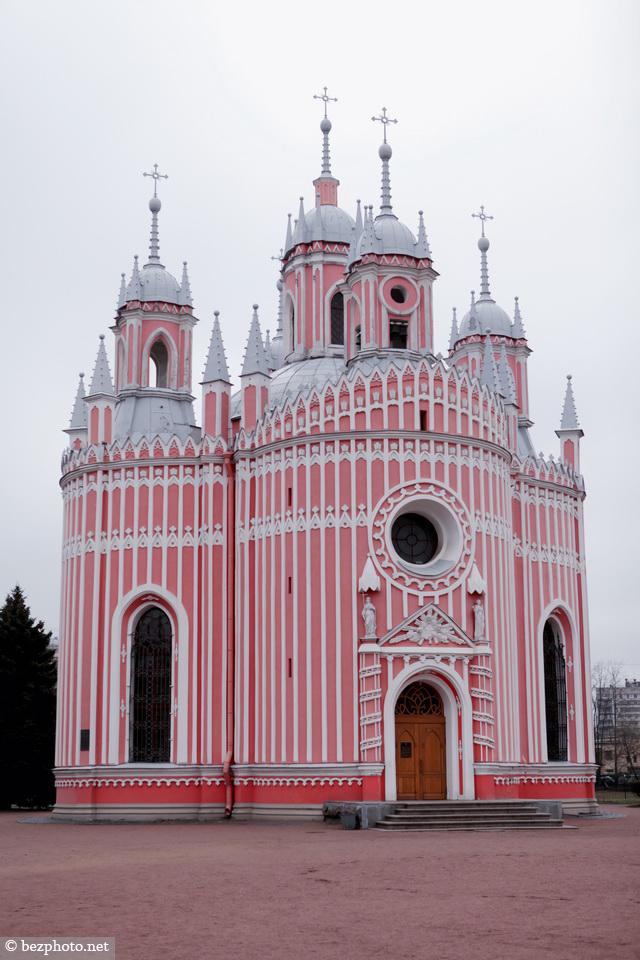 чесменская церковь петербург
