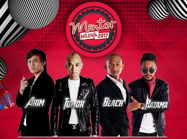 Live Streaming Konsert Mentor Milenia 2017 Minggu 8