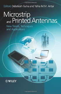 Download Microstrip and Printed Antennas: New Trends, Techniques and Applications PDF free