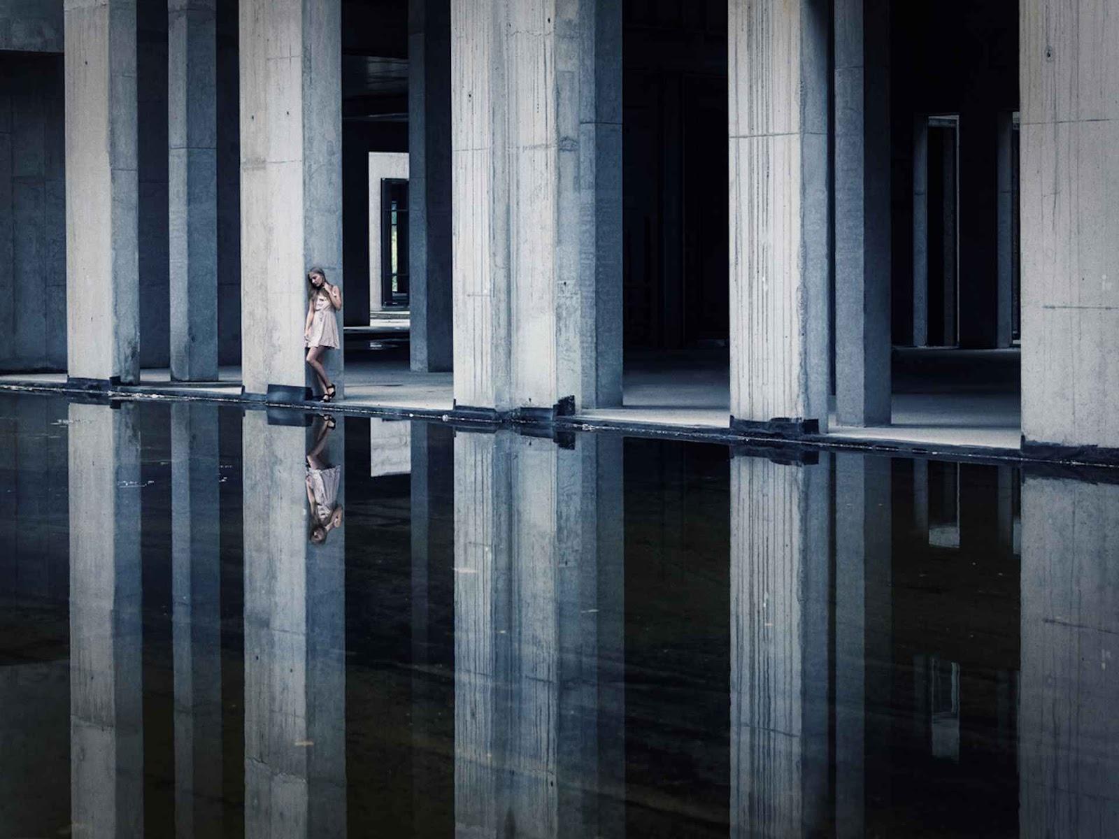 На краю мира II, фотограф Петер Целей