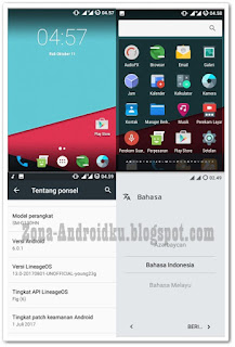 ROM Lineage OS 13.0 Samsung Galaxy Young 2 Duos SM-G130H (6.0.1)