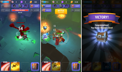 Nonstop Knight v1.8.2 Mod Apk (Money)