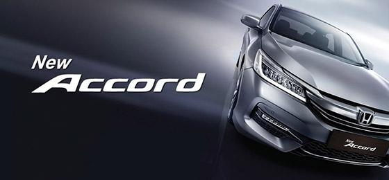 Honda Accord di Jakarta