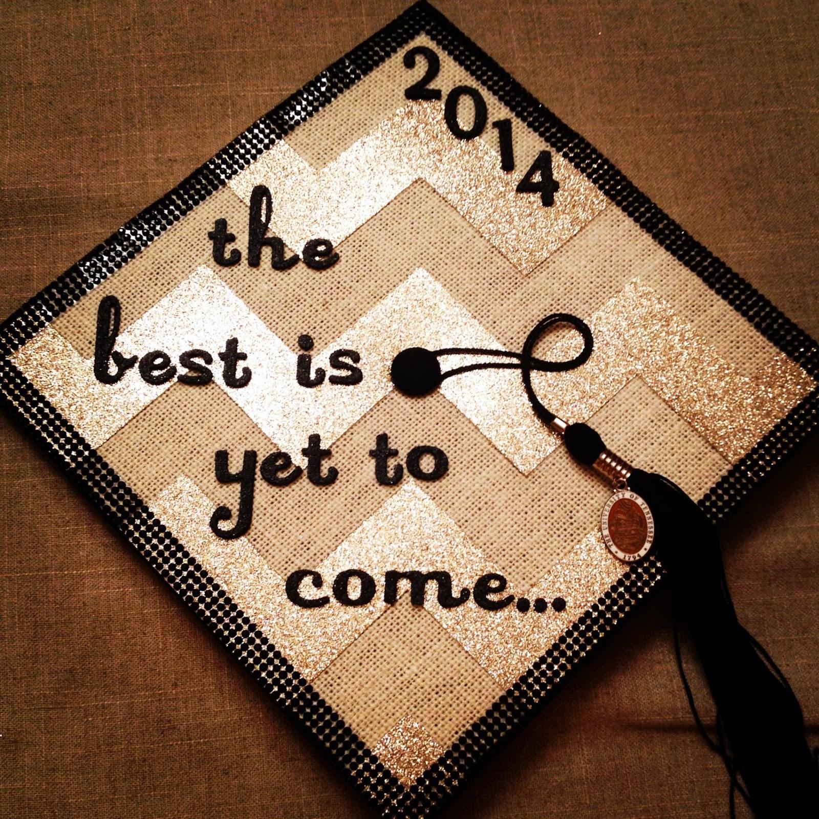 Graduation Cap Decorating How To