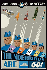 Watch Thunderbirds Are GO Online Free in HD