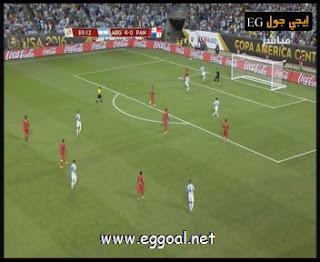 اهداف مباراة الأرجنتين وبنما 5-0 بطولة كوبا أمريكا المئوية 2016
