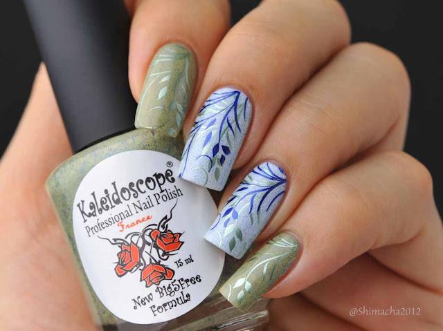 Kaleidoscope by El Corazon: Spring No.4, No.5