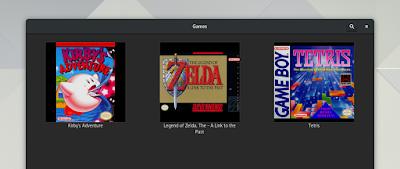 GNOME 3.24 games