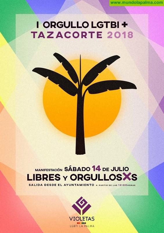 I Orgullo GLTBI+ Tazacorte y Fogalera 14J