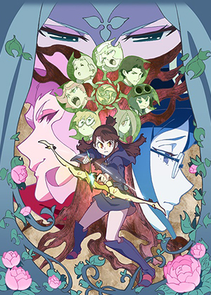 Little Witch Academia (TV) [25/25] [HDL] 150MB [Latino] [MEGA]