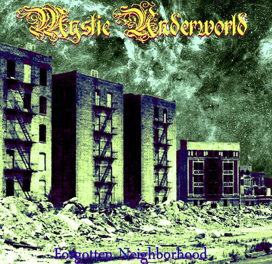 Forgotten Neighborhood Front Cover