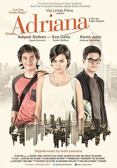 Download Film Adriana 2013 WEB-DL