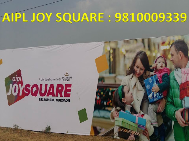 AIPL Joy Square, AIPL Joy Square Gurgaon, AIPL Joy Square Sector 63A Gurgaon, AIPL Joy Square pricelist, AIPL Joy Square review,
