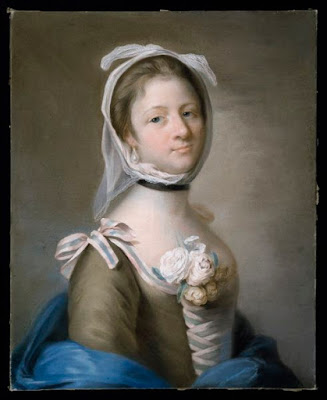 Mrs Garrick (1755), Catherine Read