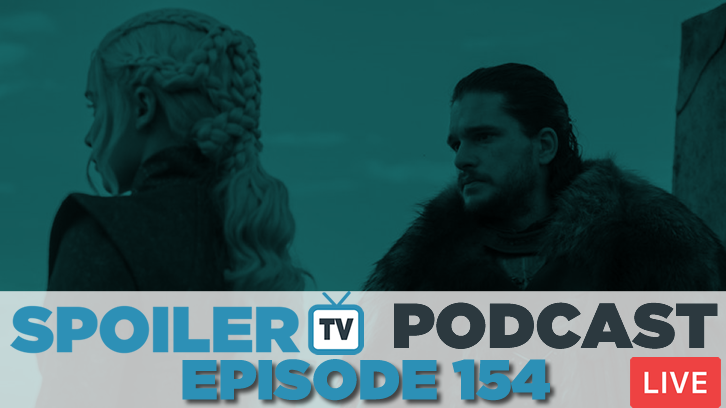 STV Podcast 153 -  Join us LIVE discussing Game of Thrones & HBO Hack