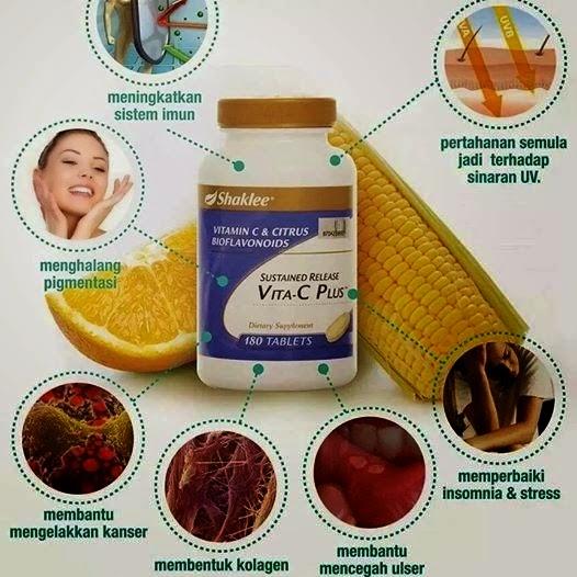 Fungsi Vitamin C Shaklee