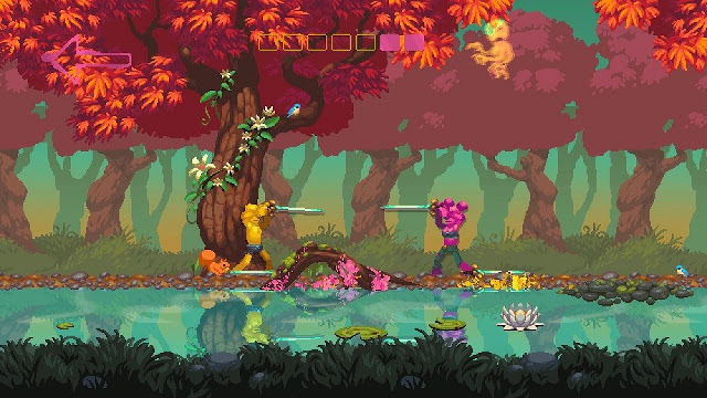 Nidhogg PS4 release