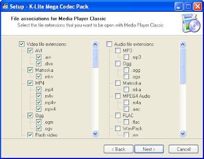 k-lite Mega 1