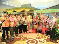 Populer,,,,,Anyaman Purun Idola Pameran Expo Nusantara ke -7 di TMMI .