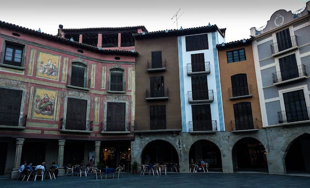 Terrazas plaza Mayor