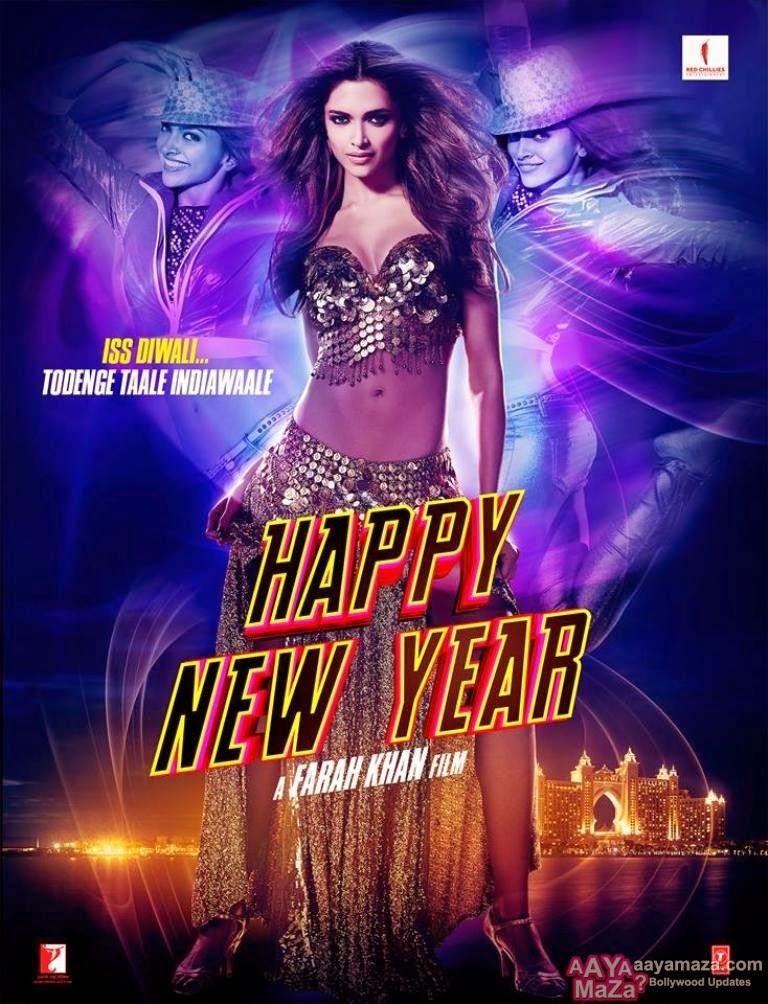 Happy New Year 2014 Full Movie Watch Online Free - Hindi -3435