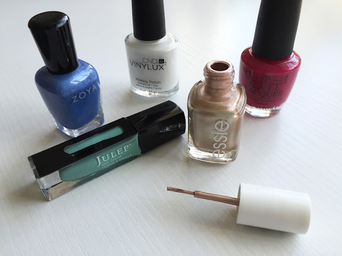 Five hues that will give you the perfect manicures for spring