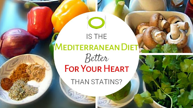 A Mediterranean diet is rich in vegetables, nuts, fish and oils