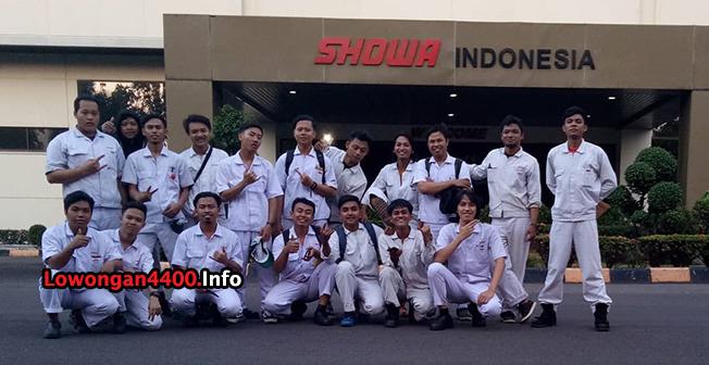 Lowongan Kerja PT. Showa Indonesia Manufacturing Jababeka Cikarang