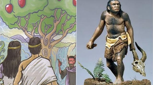 manusia purba dan manusia