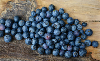 blueberries/home remedies to cure high blood pressure