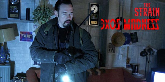 The Strain (3x05) Madness: Strigoi hipsters y otros apocalipsis del montón