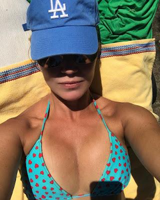 michelle beadle instagram bikini