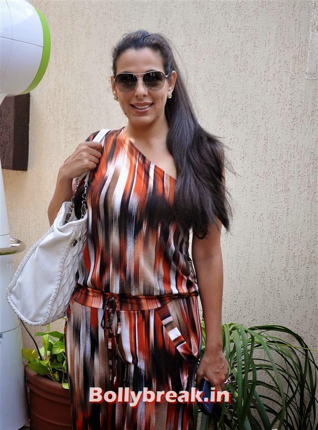 Pooja Bedi, Bollywood Page 3 Celebs at Sheetal Nahar Brunch Party
