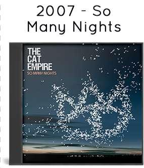 2007 - So Many Nights