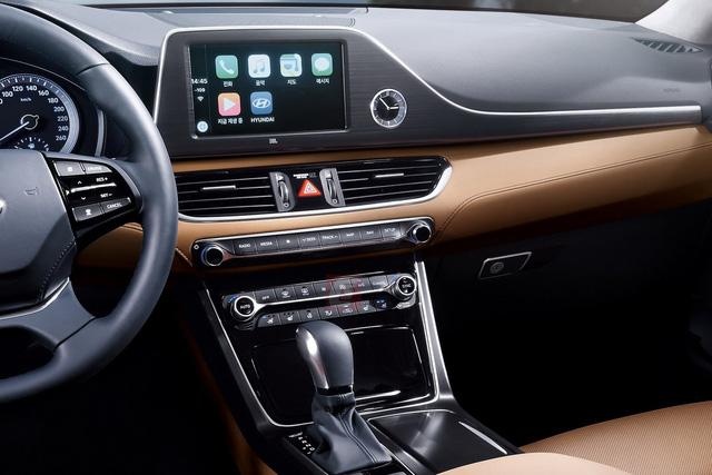 Hyundai Azera 2018 Xe Hyundai Azera 2018 thế hệ mới sắp ra mắt 8