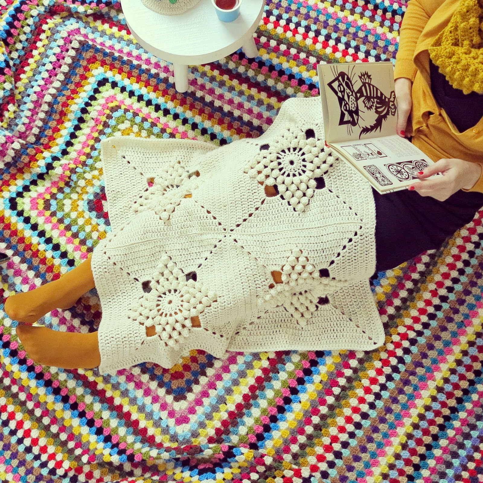 crochet granny square diagram 8 ohm wiring ergahandmade blanket 43 diagrams free pattern