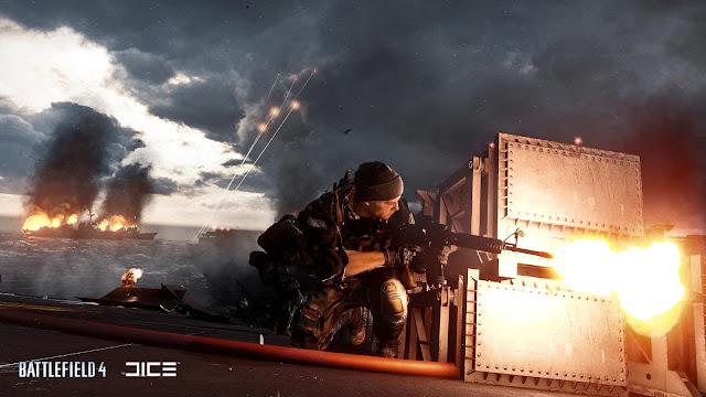 تحميل لعبة battlefield 4 كاملة برابط واحد مباشر