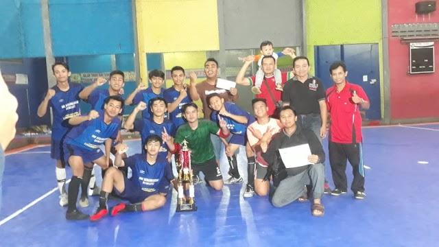 SMK Mutubumi Juara 1 Open Footsal