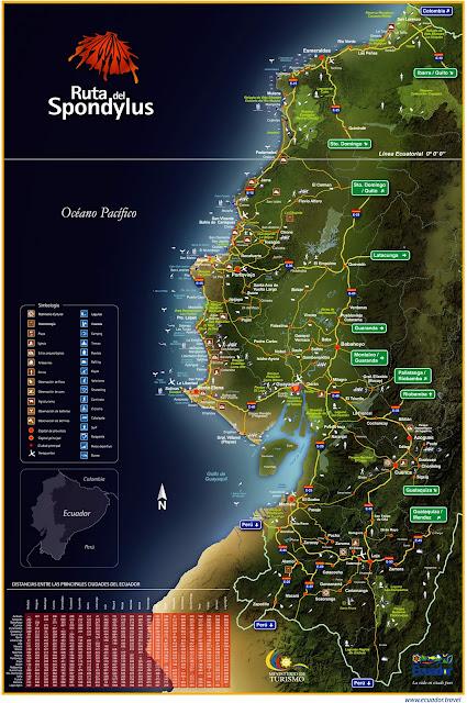La Ruta del Spondylus en Ecuador