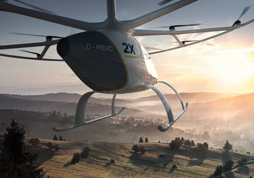 Tinuku.com Volocopter raised €25 million by Daimler and Lukasz Gadowski