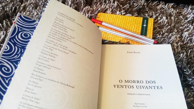 Universo Dos Leitores As 11 Melhores Frases De O Morro Dos Ventos