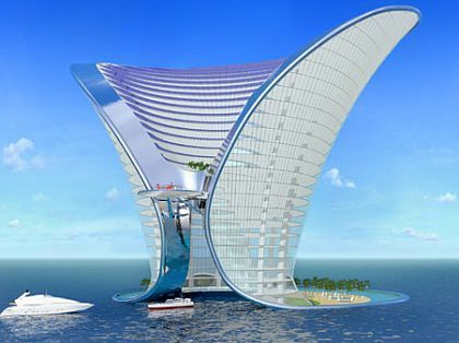 Z Tech 10: New 7 star hotel in Dubai